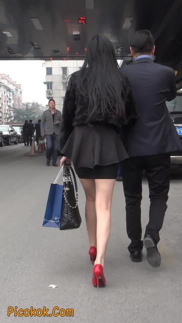 高跟长腿高跟性感美女18