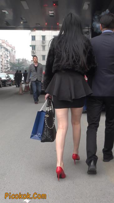 高跟长腿高跟性感美女19