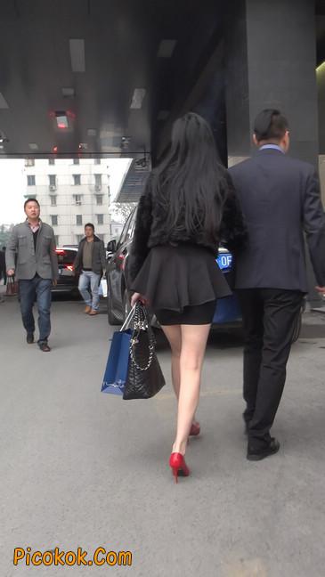 高跟长腿高跟性感美女21