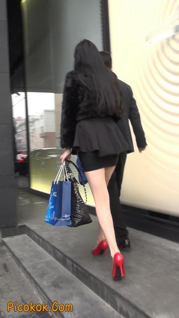 高跟长腿高跟性感美女24