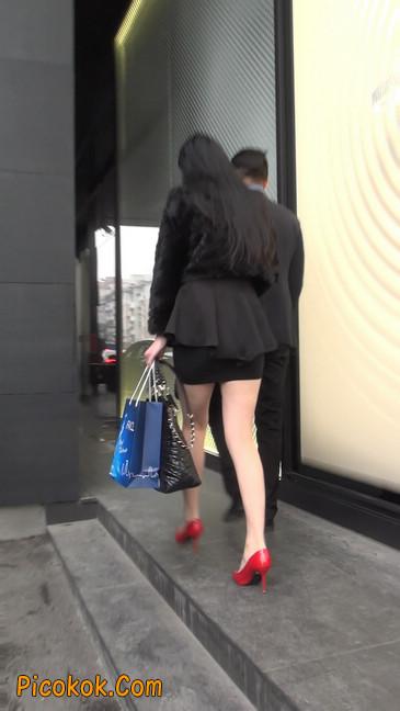 高跟长腿高跟性感美女25
