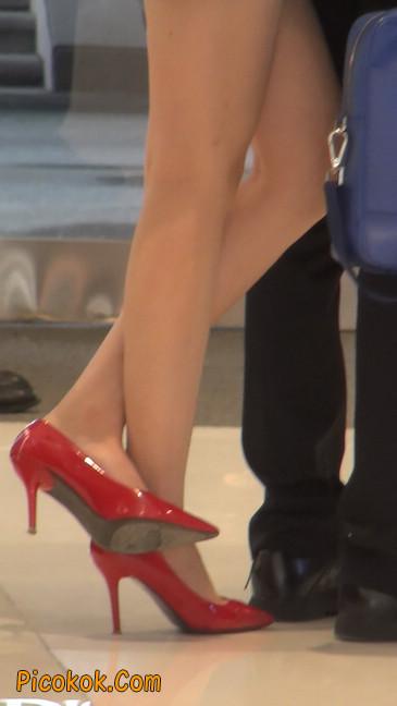 高跟长腿高跟性感美女31