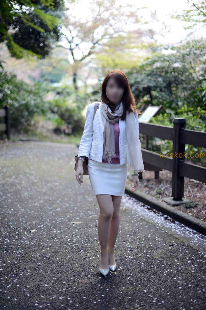 我们单位日本籍的气质美女9