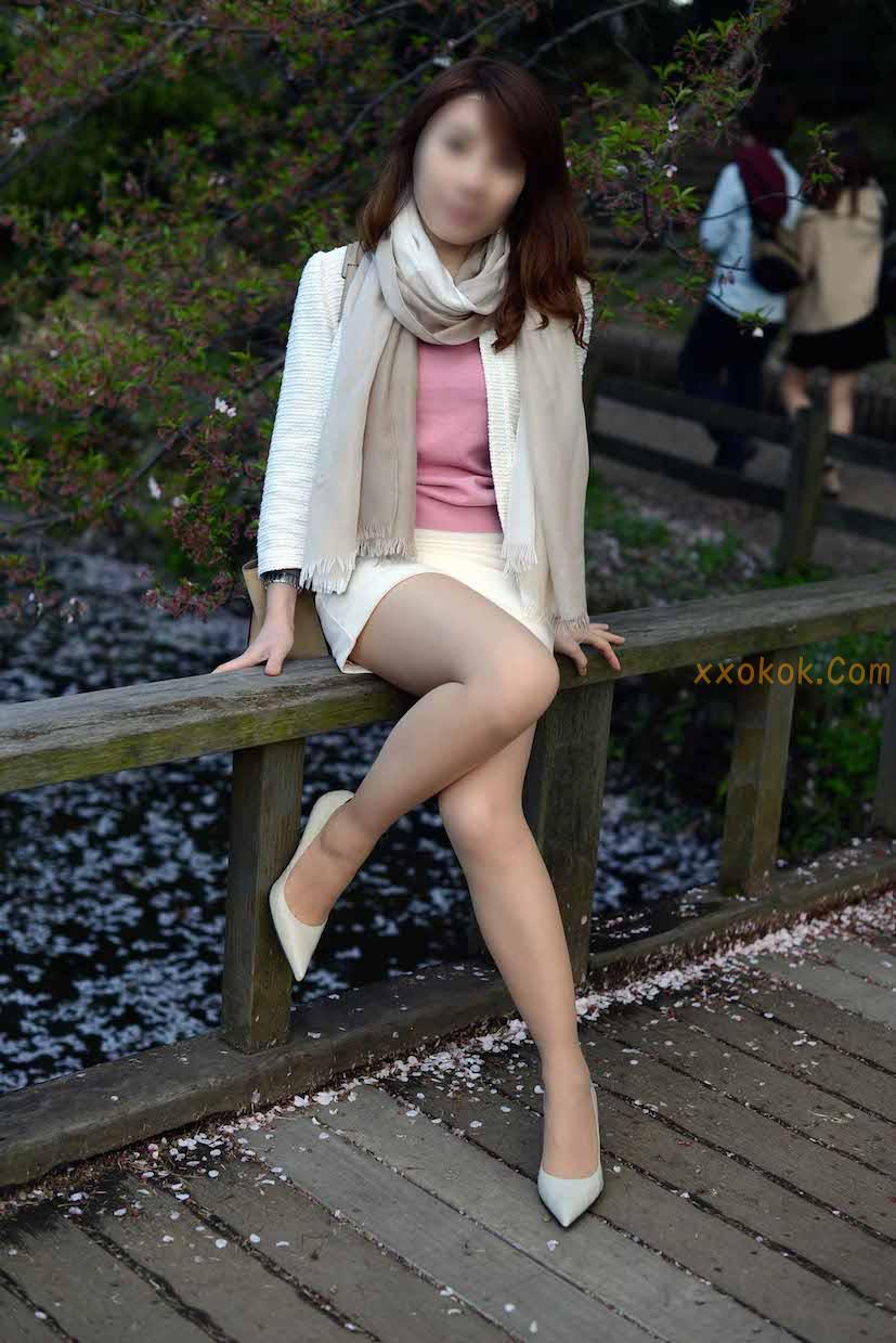 我们单位日本籍的气质美女10