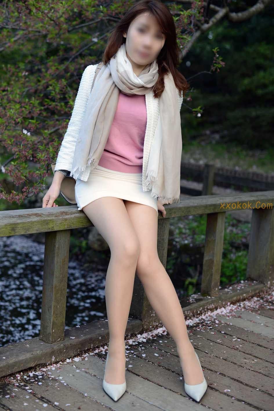 我们单位日本籍的气质美女