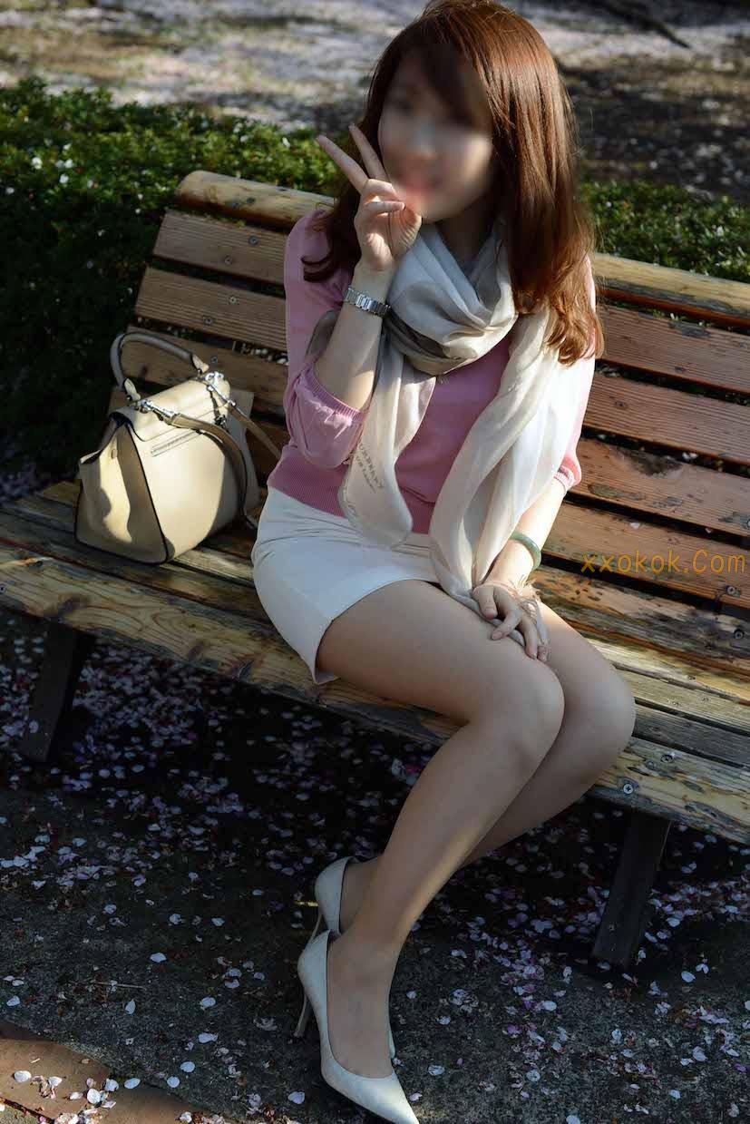 我们单位日本籍的气质美女14