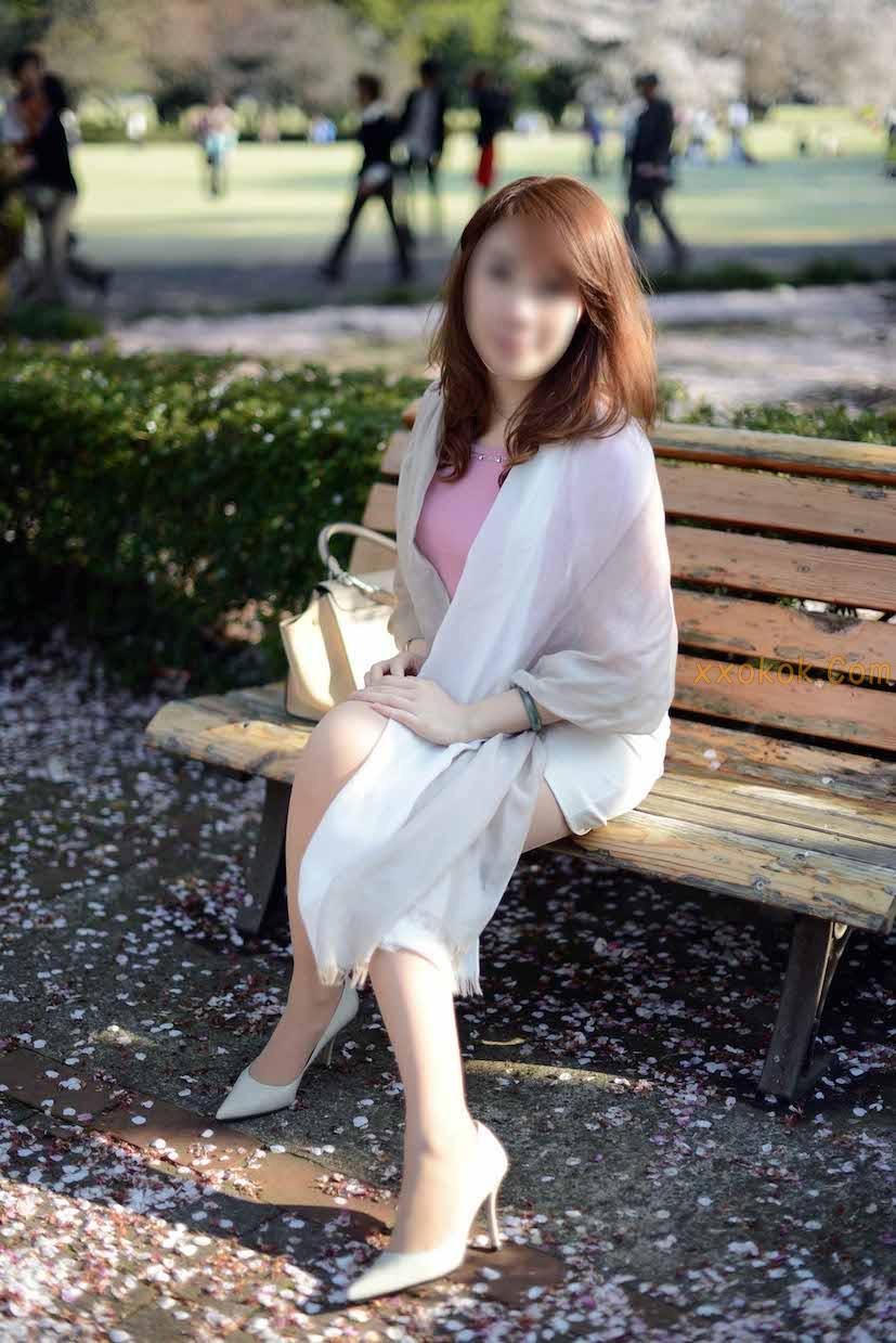 我们单位日本籍的气质美女15