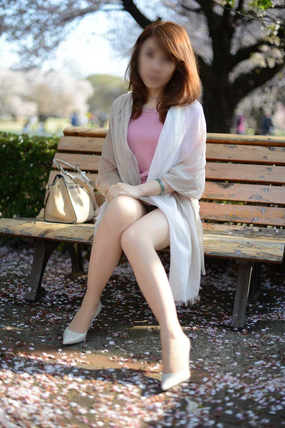 我们单位日本籍的气质美女16