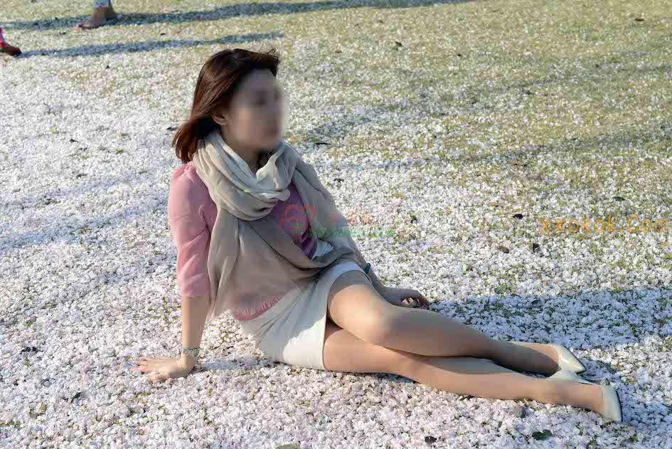 我们单位日本籍的气质美女18