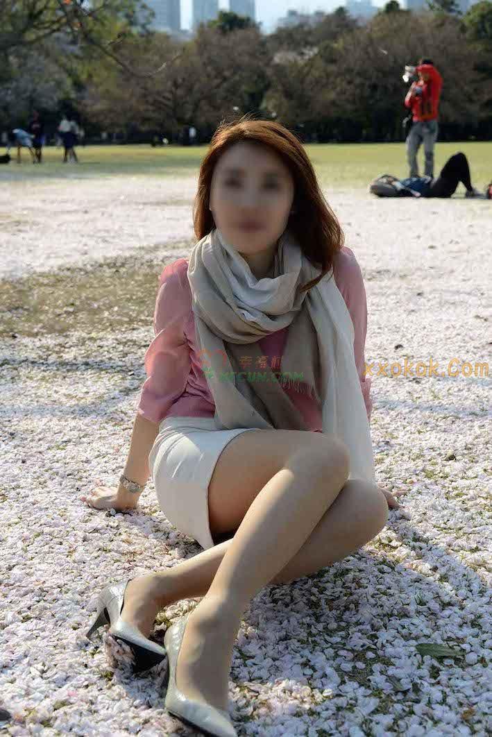 我们单位日本籍的气质美女19