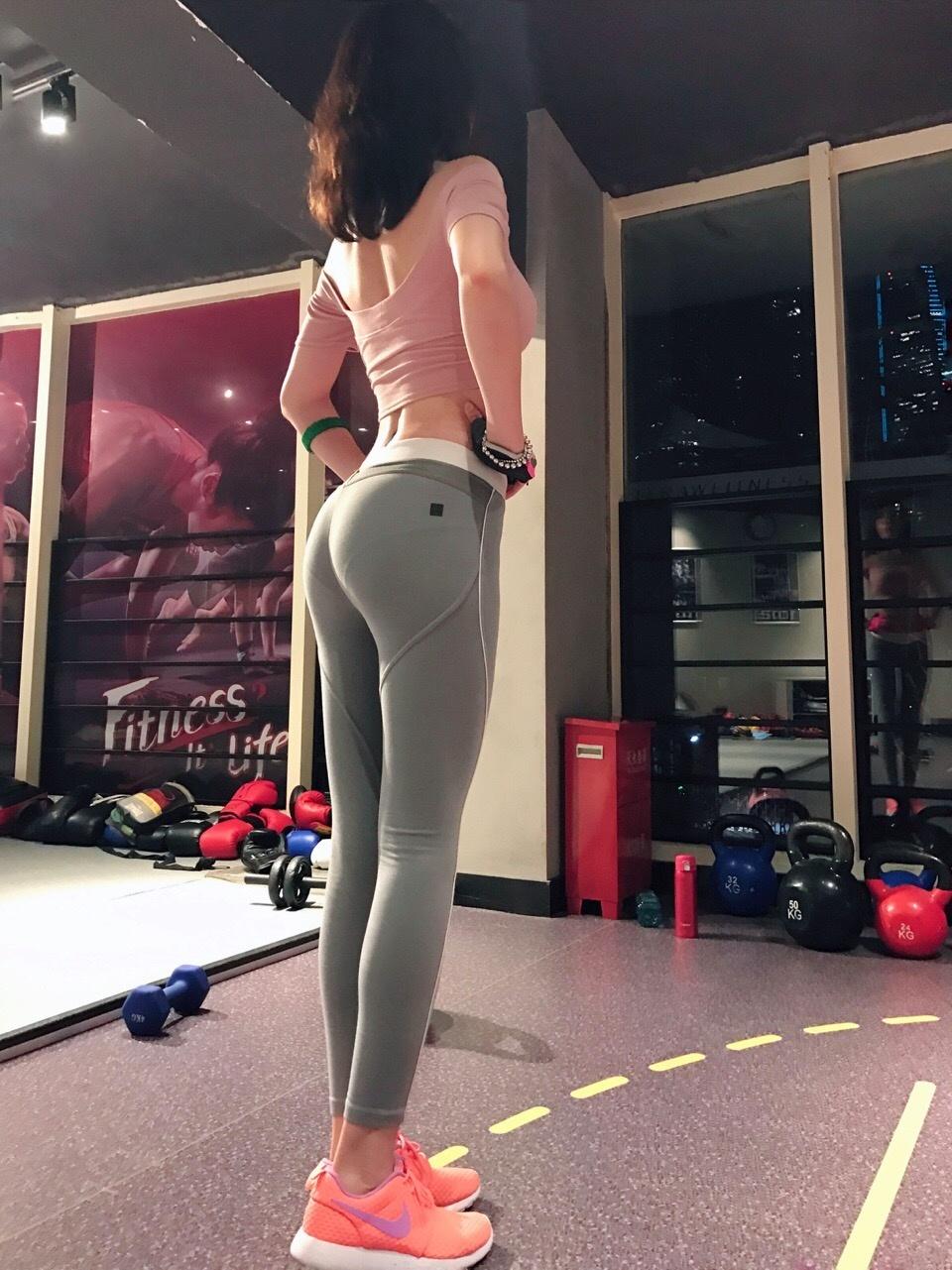 妻子每次去健身房都穿成这样怎么办?
