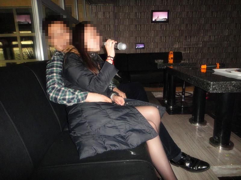 KTV丝袜生活照9