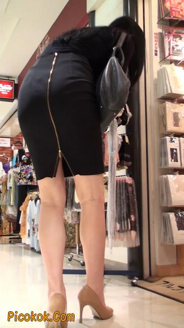 OL装气质少妇,尽显女人味,实在太销魂5