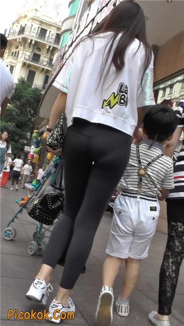 绝对合你胃口的紧致体型裤美女少妇9